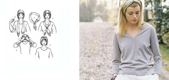 Ručně malovaný hedvábný Isa.art šátek lze také použít k ozdobení kabelky.  Uvážete jej prostě na její ucho. Můžete tak sladit černou nebo bílou  kabelku s ... 683b53e406